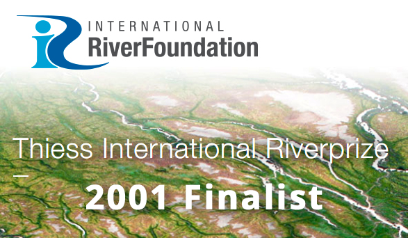Thiess-International-RiverPrize-Finalist 2001