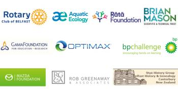 The Styx Living Laboratory Trust Supporters Logos